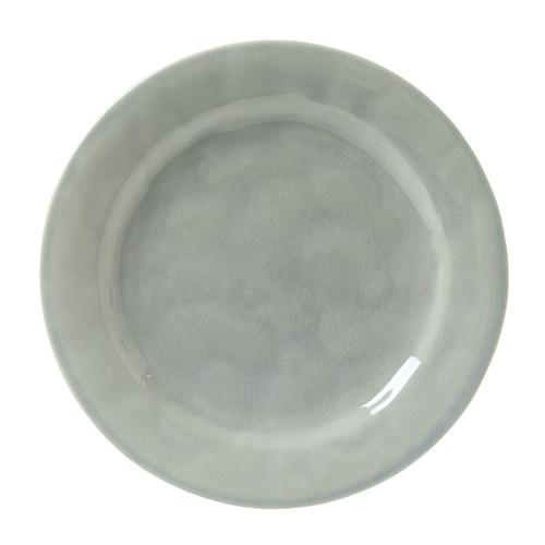 Juliska Puro Mist Grey Crackle Dinner Plate