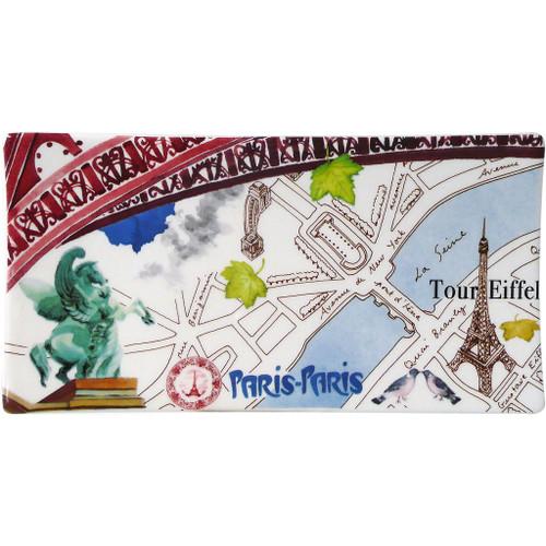 Gien France Paris Paris Letter Tray