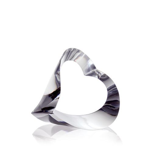 Steuben Glass Dancing Heart