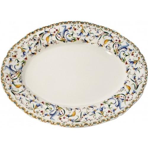Gien France Toscana Large Oval Platter