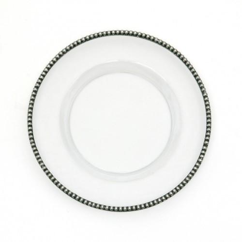 Arte Italica Tesoro Salad/Dessert Plate