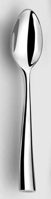 Couzon Silhouette Silver Plated Demitasse Spoon