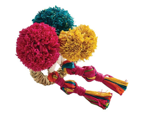Kim Seybert Fiesta Napkin Rings-Set of Four