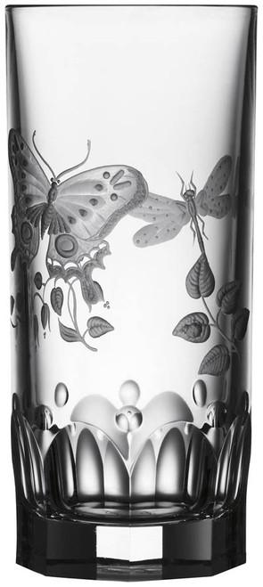 Varga Crystal Springtime Highball Glass