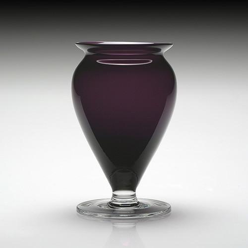 "William Yeoward Country Amethyst Vase (6"")"
