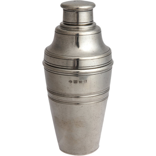 Match Pewter Cocktail Shaker