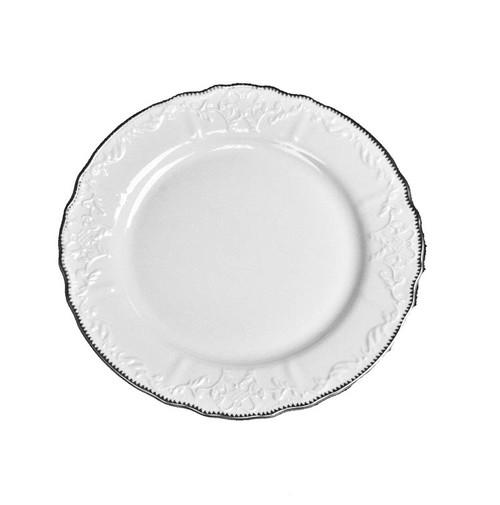 Anna Weatherley Simply Anna - Platinum Dinner Plate