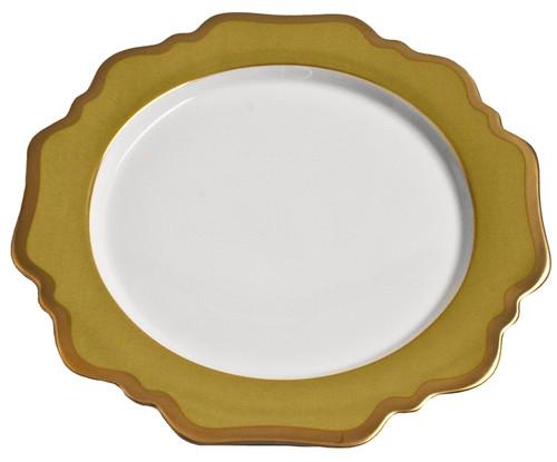 Anna Weatherley Anna's Palette - Meadow Green Dinner Plate