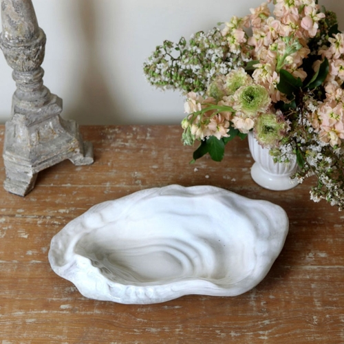 Beatriz Ball Ceramic Oyster Grey Rim (Medium)