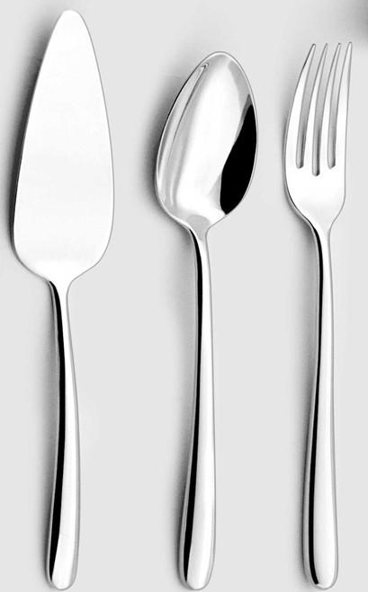 Couzon Fusain Silver Plated Four Piece Hostess Set