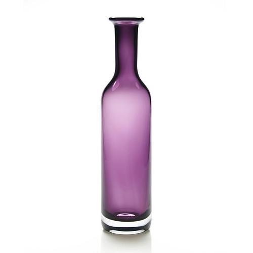 William Yeoward Country Amethyst Water Bottle