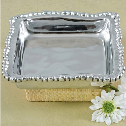 Beatriz Ball Organic Pearl Napkin Box