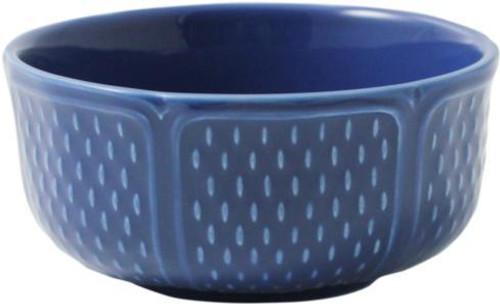 Gien France Pont Aux Choux Blue Cereal Bowl