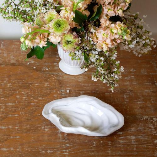 Beatriz Ball Ceramic Oyster Grey Rim (Small)