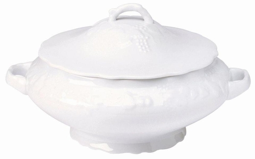 Philippe Deshoulieres Blanc de Blanc Covered Vegetable/Soup Tureen
