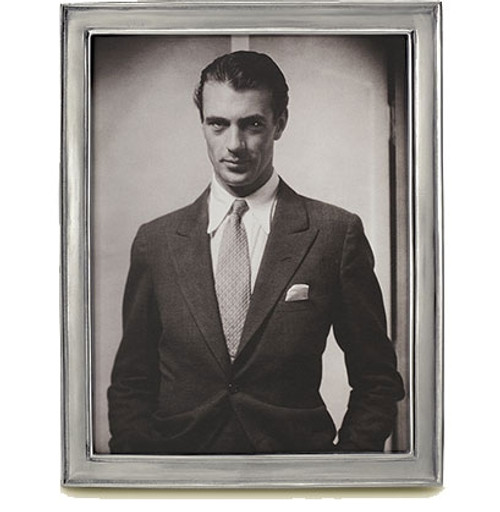 Match Pewter Lugano Rectangle Frame, Extra Large