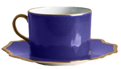 Anna Weatherley Anna's Palette - Indigo Blue Tea Cup
