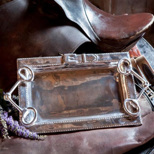 Beatriz Ball Western Equestrian Tray (Large)