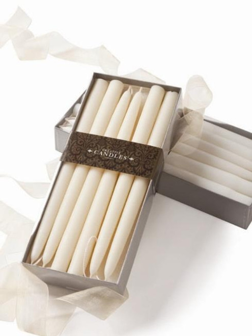 Creative Candles White Taper Multipack