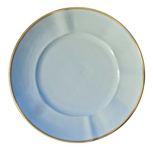 Anna Weatherley Powder Blue Salad/Dessert Plate