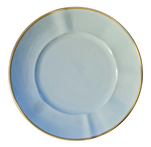 Anna Weatherley Powder Blue Bread and Butter Plate