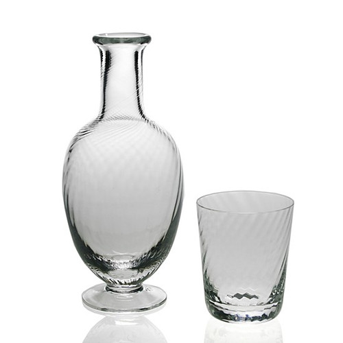 William Yeoward Country Quilty Bedside Carafe Set