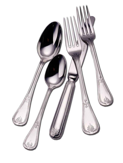 Couzon Consul Stainless Steel Five Piece Place Setting