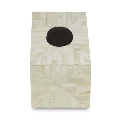 Bunny Williams Home Amala Rectangular Tissue Box Cover