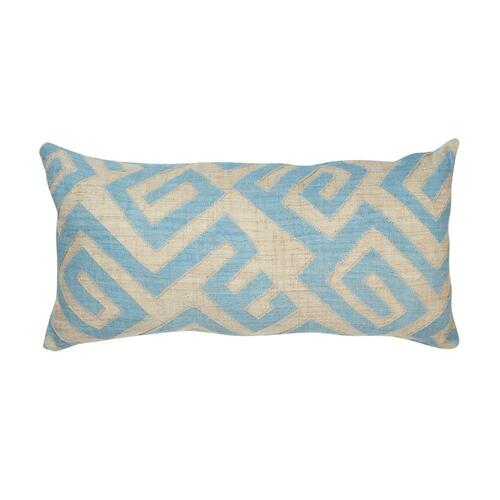 Bunny Williams Home Bambala Lumbar Pillow