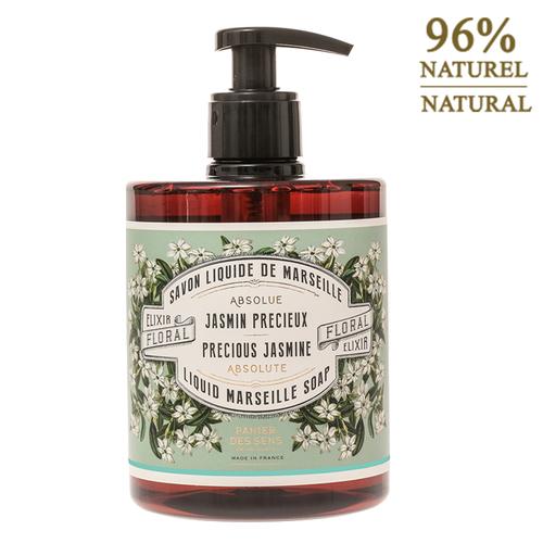 Panier Des Sens Absolute Jasmine Liquid Marseille Soap