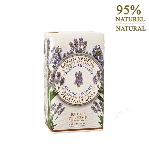 Panier Des Sens Relaxing Lavender Bar Soap