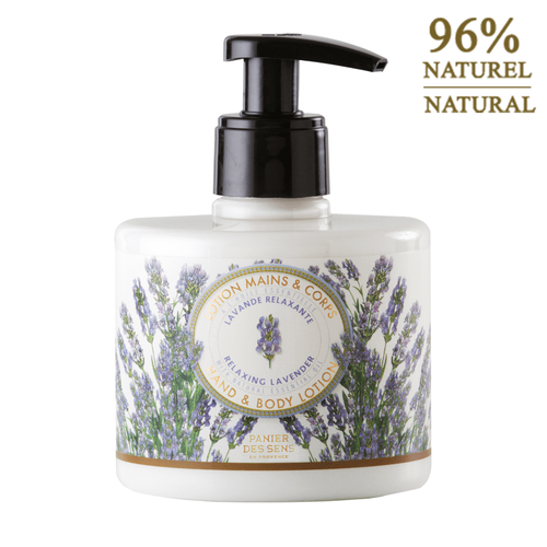 Panier Des Sens Relaxing Lavender Hand and Body Lotion