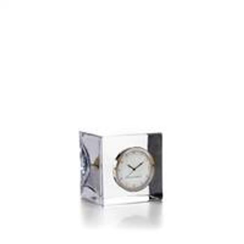 Simon Pearce Woodbury Clock in Gift Box