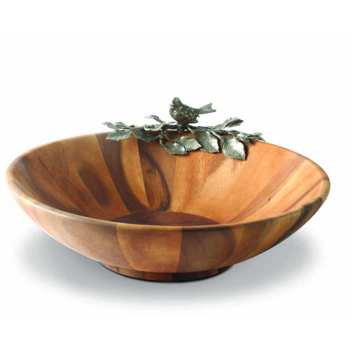 Vagabond House Song Bird Serving Bowl