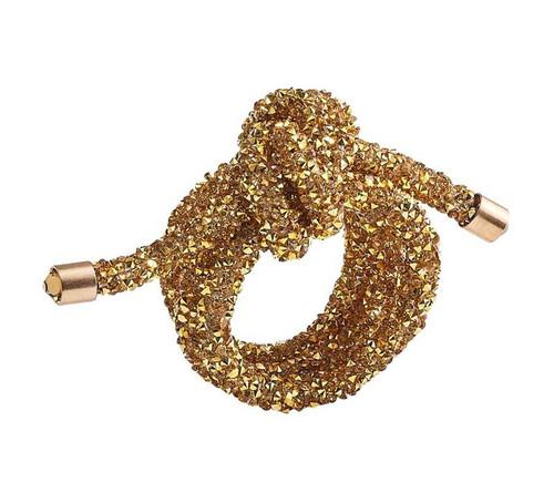 Glam Knot Napkin Ring, Set of 4 by Kim Seybert