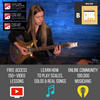 Free lessons online for guitar