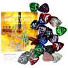 iVideosongs Pickatudes celluloid guitar picks assorted picks