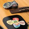 Guitar pick holder gift for dad