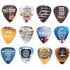 Color custom logo guitar picks
