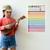 Ukulele chords wall poster kid musician