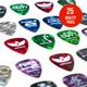 Guitar pick sampler pack guitar gift ideas with custom guitar picks logo