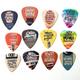 Gitar picks custom logo full color