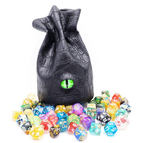 haxtec dragon eye dice bag