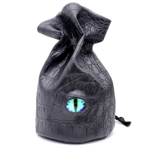 haxtec dice bag, dragon eye dice bag