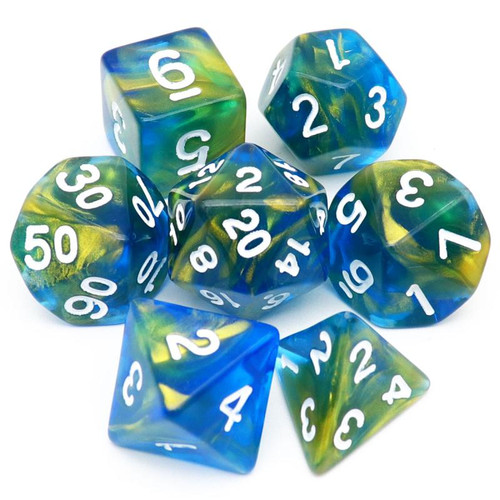 dnd dice, dice set