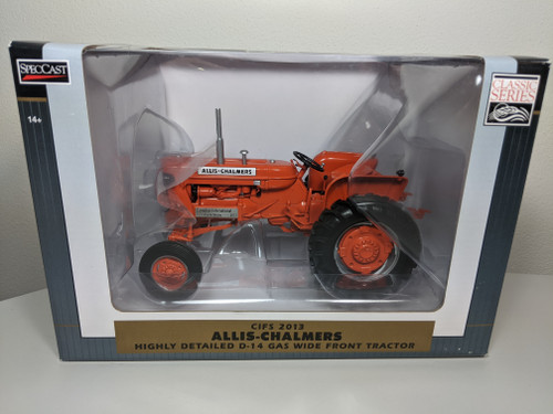 1:16 Allis Chalmers D-14 Tractor, 2013 Canadian Farm Show Edition