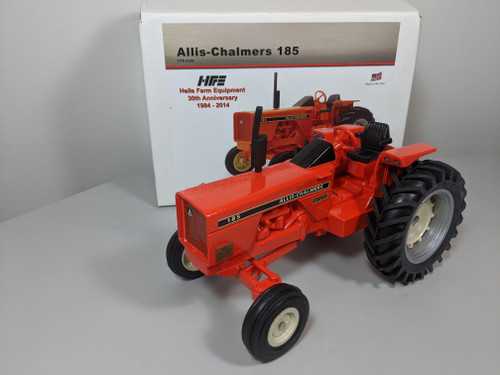 1:16 Allis Chalmers 185 Tractor (Helle Farm Equipment Exclusive) by Scale Models
