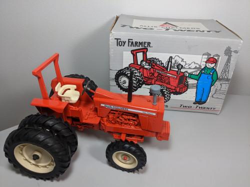 1:16 Allis Chalmers Two-Twenty, Toy Farmer 1995 National Farm Toy Show Collector's Edition