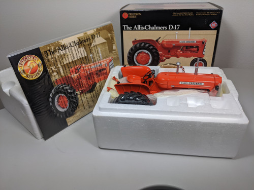 1:16 Allis Chalmers D-17 Gas Tractor, Precision Series 6