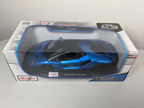 1:18 Lamborghini Centenario Special Edition by Maisto